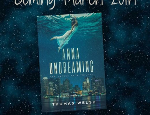 Thomas Undreaming: how modern dance turned into a fantasy trilogy…