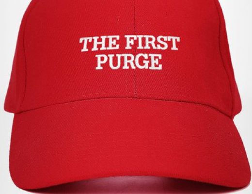 Let's not give Trump too many ideas – thoughts on The First Purge