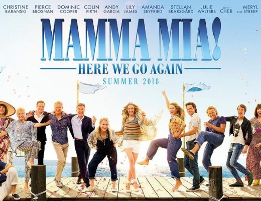 Fun for the whole family! (except Colin Firth) – Thoughts on Mama Mia! Here We Go Again