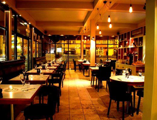 The Phenomenon at Stevie's Restaurant