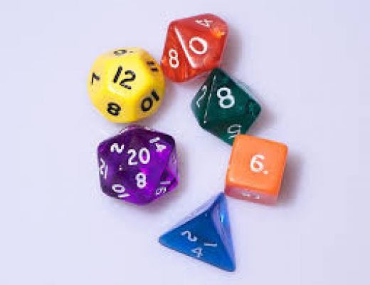 28/11/18 – We played Dungeons and Dragons!