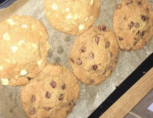 The Best Damn Cookies I Ever Did Bake