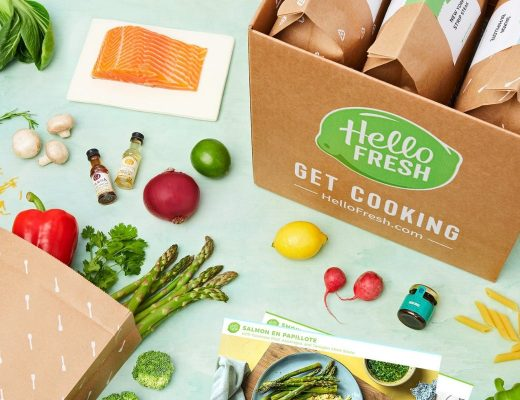 We tried cooking with HelloFresh for a week, here's our thoughts