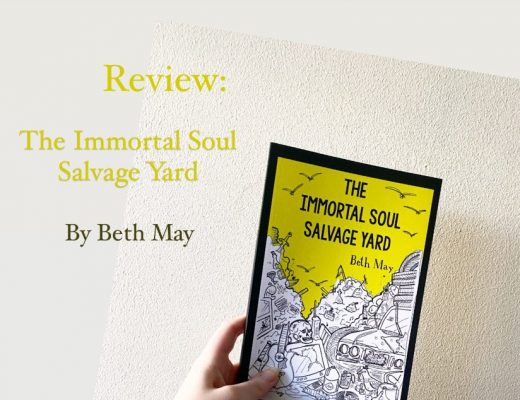 Book Review: the Immortal Soul Salvage Yard
