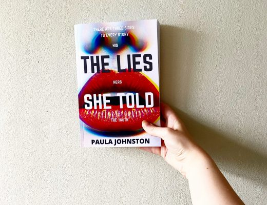 Book Review: the Lies She Told