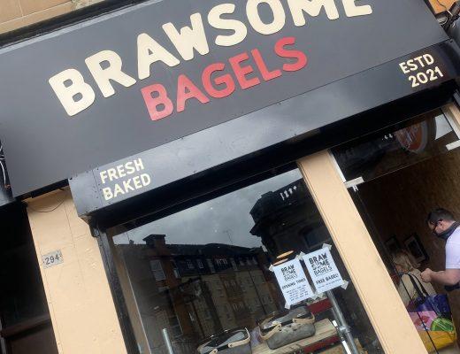 Food review: Brawsome Bagels – Partick