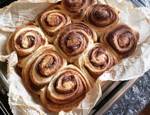 Cooking Bucket List #4 – Cinnamon Buns!