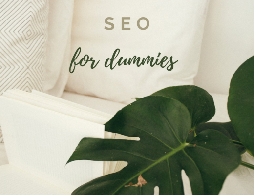 SEO for dummies – a very beginners guide